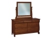 JRO-059 Dresser and JRO-030 Mirror-JR