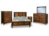 Rising Sun Bedroom Set-HO