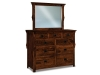 JRSM-057-Stick Mission Dresser-JRSM-30-Mirror-JR