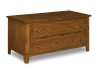 Shaker JRS-044 Blanket Chest-JR