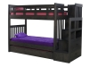 1720-Bunkbed with 3806-Staircase and Trundle-OT