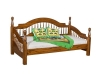 008-Spindle Day Bed-IT