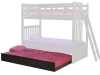 3801-Bunk Bed Trundle-OT