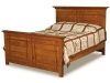 KPQB-51 Kingston Prairie Queen Bed-HO