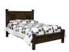 Hoosier Classic Bed: HCQB-51-HO