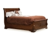 026-Chippewa Sleigh Bed-IT