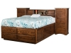 011-B/015-B Trail Wall with Platform Bed-IT