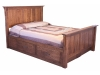 SBR-4 Storage Bed-SC