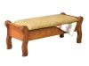 002-SBS- Sleigh Bed Seat-IT