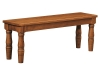 B-410 French Farmhouse Bench-NW