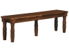 B-410 French Farmhouse Extenda Bench-NW