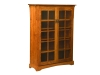 HMBL-Large Mission Bookcase-HB