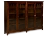 Mission Double Bookcase-LB