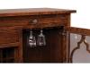 Bellamy Wine Cabinet: Stemware-HC