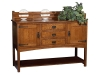 103-Old Century Sideboard-WW