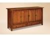 Colbran Leaf Storage Cabinet-CW