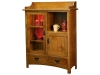 Pottery Cabinet-HC