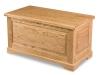 Raised Panel Cedar Chest-AJ