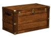 Trunk with Flat Lid-AJ
