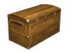 Trunk with Rounded Lid-AJ