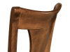 Benjamin Chair; Top Detail-RH