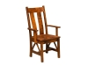 Bostonian Arm Chair-AT