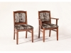 Bayfield Chair-RH: Fabric or Leather Only
