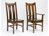 Country Shaker Chair-RH: Wood, Fabric or Leather Seat