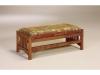 110-Cubic Slat stool-AJF