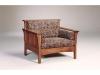 201-Highback Slat Chair-AJF