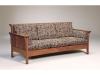 203-Highback Slat Sofa-AJF