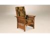 750-Bow Arm Slat Chair-AJF