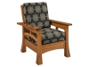 Brady Chair: BD3733C-CV