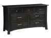 Addison 7 Drawer Dresser: 1207-OT
