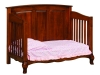 French Country Toddler Bed-OT