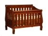 Hoosier Sleigh Crib-OT