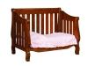 Hoosier Sleigh Toddler Bed-OT