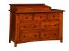 McCoy 7 Drawer Dresser-With Changer-OT