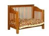 Mission Crib Toddler Bed-OT