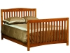 Monterey Double Bed-OT
