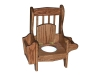 P152014-Mission Potty Chair with Lid-SP