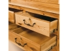 Double Door Gun Cabinet Drawer Locks-RW