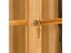 Witmer Gun Door Lock-RW