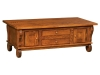 Hampton Cabinet Coffee Table-IH