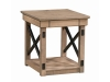 Cambridge End Table: SC-2224CAME-SZ