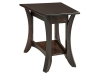 Catalina Wedge End Table: CT1622WG-CV