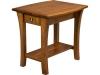 Ensinada End Table: LA-2024E-LB
