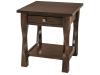 Lexington 2 End Table: LX1100-SC