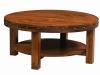 Pasadena Round Coffee Table: SC-42RDPAC-SZ
