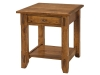 Tacoma End Table: T1100-SC